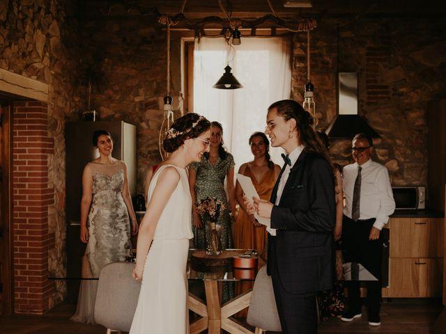 La boda de Emili y Laura en Montseny, Barcelona 20