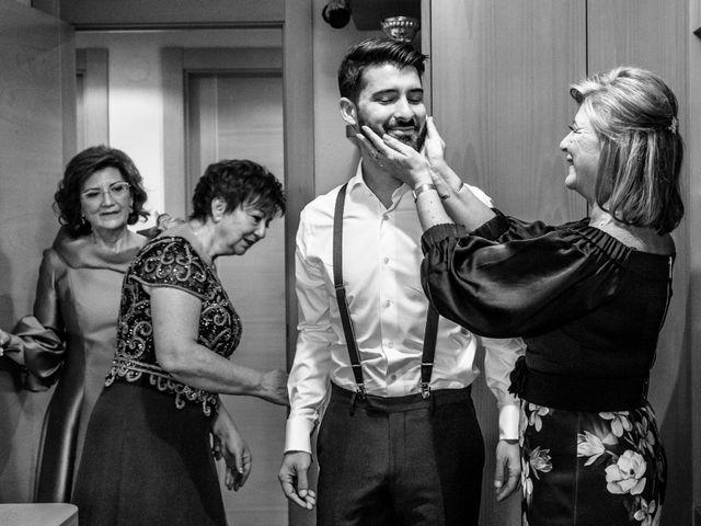 La boda de Javier y Bárbara en Cuarte De Huerva, Zaragoza 2