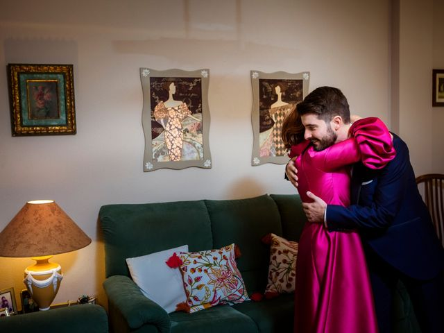 La boda de Javier y Bárbara en Cuarte De Huerva, Zaragoza 7