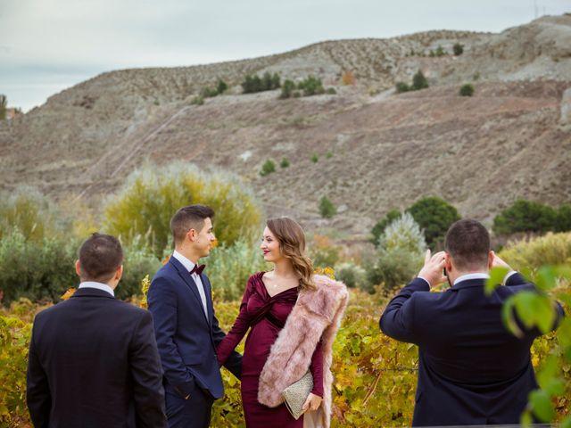 La boda de Javier y Bárbara en Cuarte De Huerva, Zaragoza 14