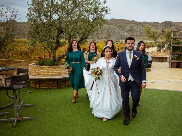 La boda de Javier y Bárbara en Cuarte De Huerva, Zaragoza 16