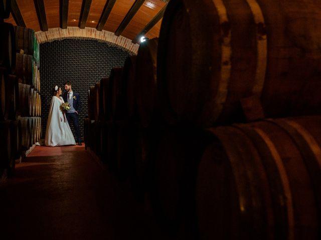 La boda de Javier y Bárbara en Cuarte De Huerva, Zaragoza 1