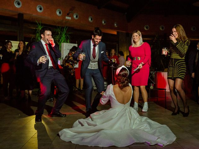 La boda de Javier y Bárbara en Cuarte De Huerva, Zaragoza 27