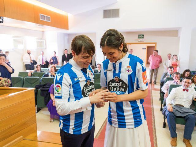 La boda de Isra y Marita en Cambre De Lema, A Coruña 4