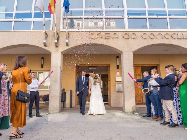 La boda de Isra y Marita en Cambre De Lema, A Coruña 6