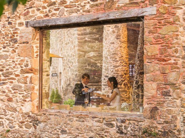 La boda de Isra y Marita en Cambre De Lema, A Coruña 13