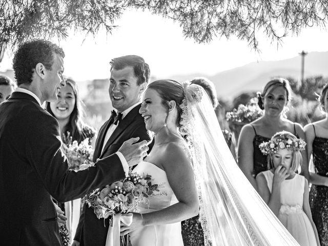 La boda de Junior y Megan en Benicàssim/benicasim, Castellón 32