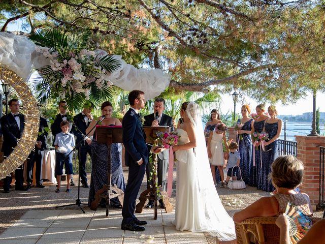 La boda de Junior y Megan en Benicàssim/benicasim, Castellón 34
