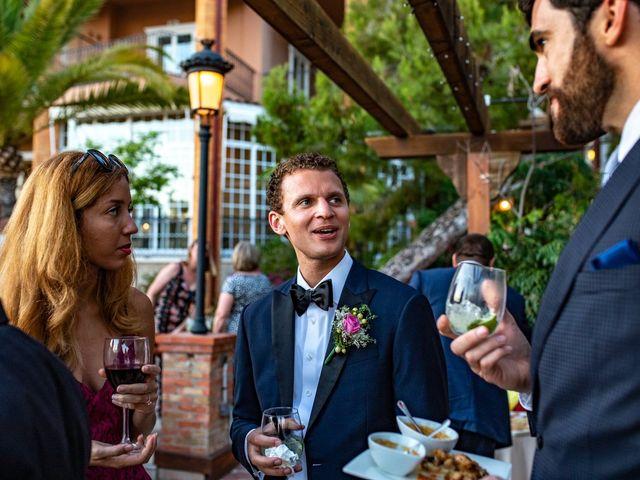 La boda de Junior y Megan en Benicàssim/benicasim, Castellón 47