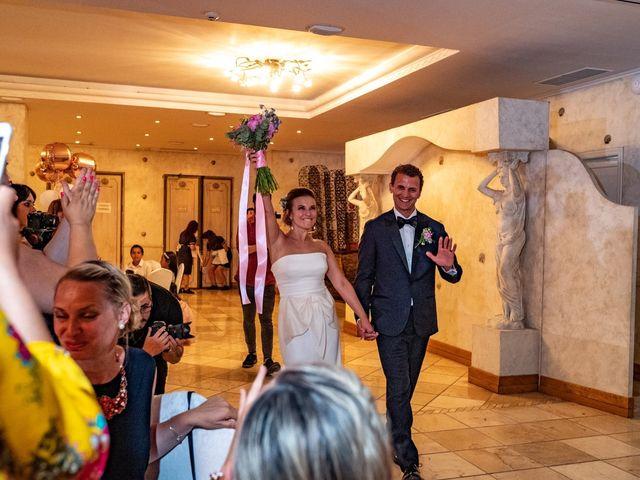 La boda de Junior y Megan en Benicàssim/benicasim, Castellón 52