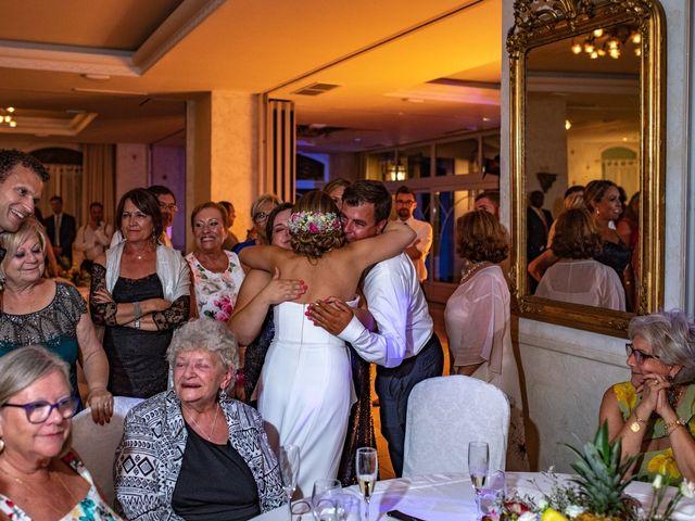 La boda de Junior y Megan en Benicàssim/benicasim, Castellón 64