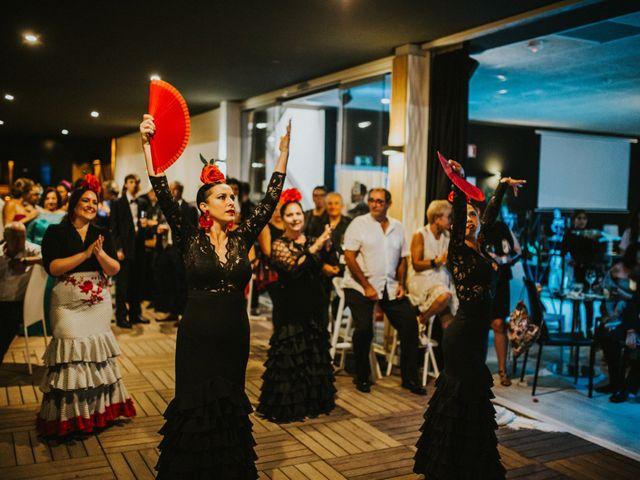 La boda de Carlos y Laura en Oliva, Valencia 35