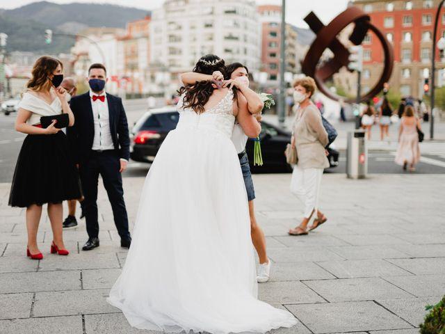 La boda de Samuel y Ana en Bilbao, Vizcaya 3