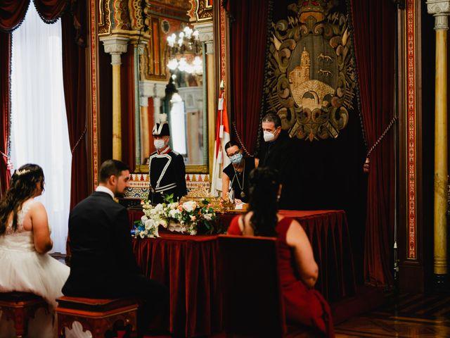 La boda de Samuel y Ana en Bilbao, Vizcaya 5