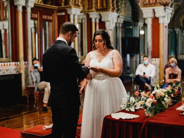 La boda de Samuel y Ana en Bilbao, Vizcaya 6