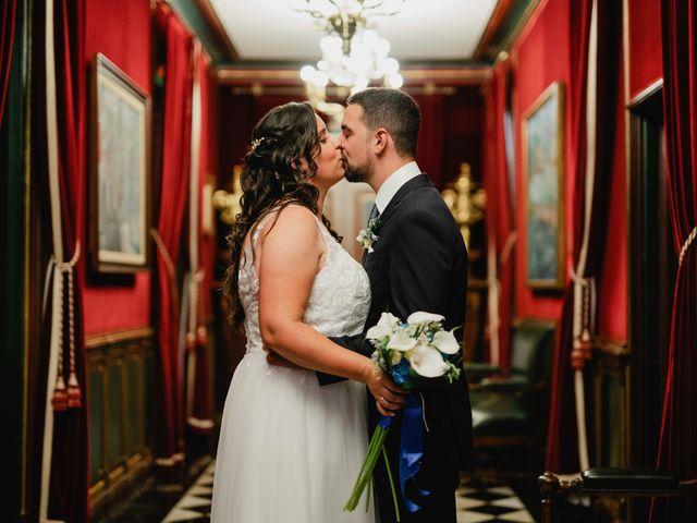 La boda de Samuel y Ana en Bilbao, Vizcaya 13