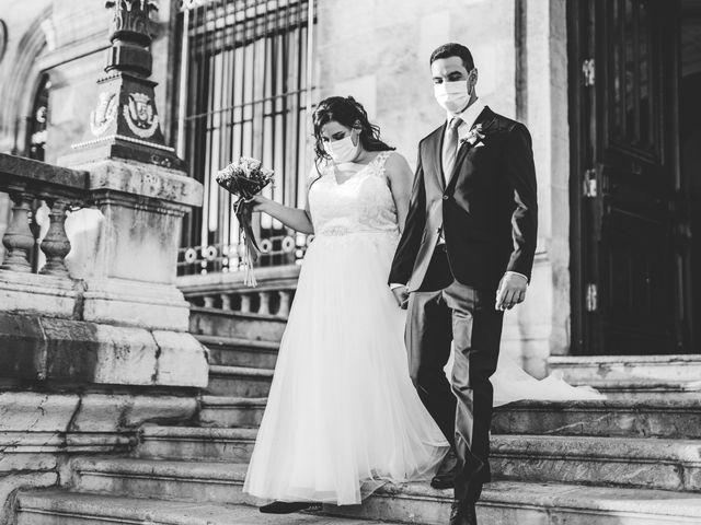 La boda de Samuel y Ana en Bilbao, Vizcaya 14