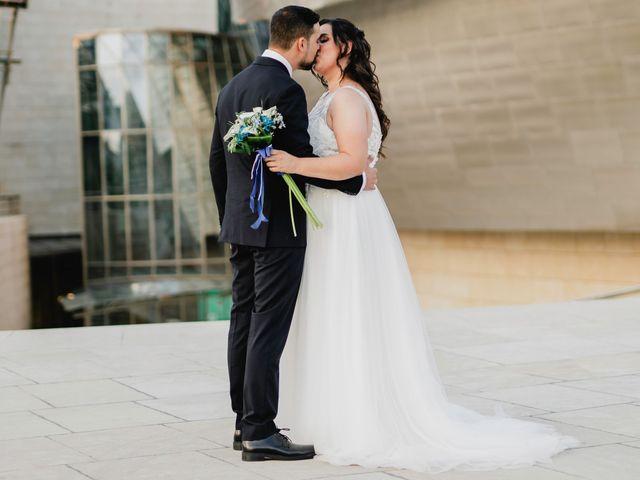 La boda de Samuel y Ana en Bilbao, Vizcaya 2
