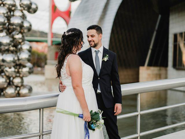 La boda de Samuel y Ana en Bilbao, Vizcaya 20