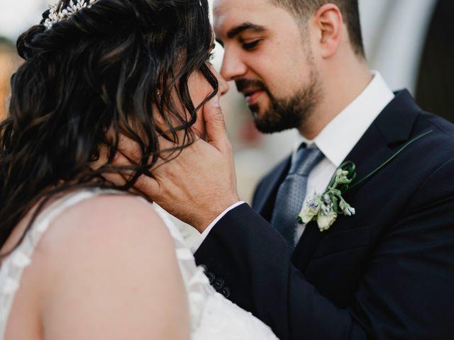 La boda de Ana y Samuel
