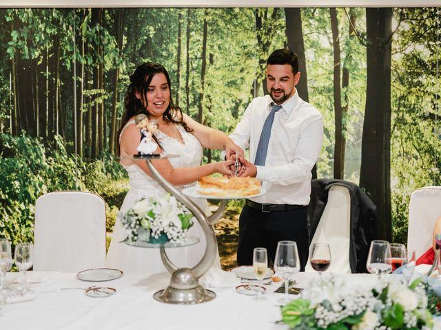La boda de Samuel y Ana en Bilbao, Vizcaya 35