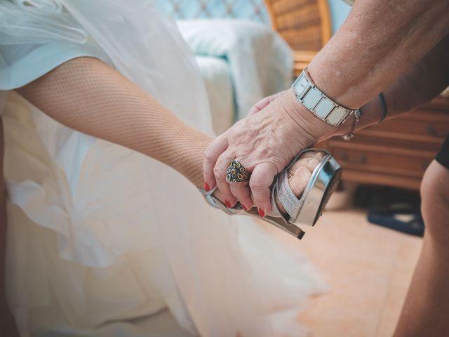 La boda de Marcos y Raquel en Santiago De La Ribera, Murcia 22