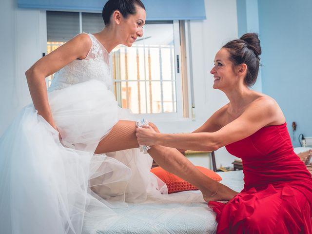 La boda de Marcos y Raquel en Santiago De La Ribera, Murcia 27