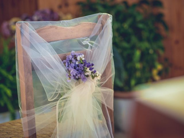 La boda de Marcos y Raquel en Santiago De La Ribera, Murcia 31