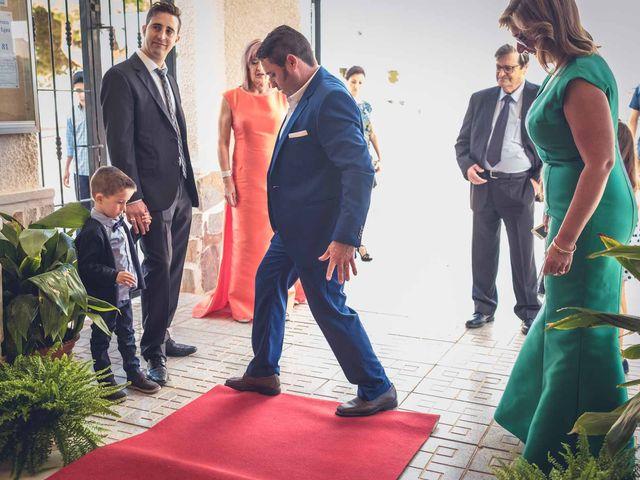 La boda de Marcos y Raquel en Santiago De La Ribera, Murcia 32