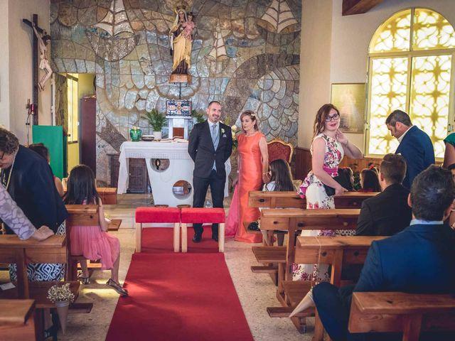 La boda de Marcos y Raquel en Santiago De La Ribera, Murcia 35