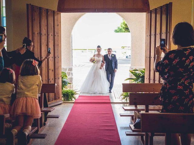 La boda de Marcos y Raquel en Santiago De La Ribera, Murcia 37