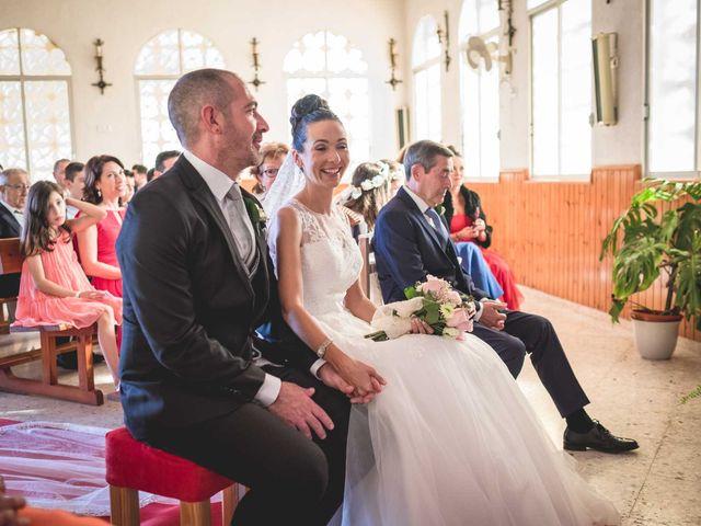 La boda de Marcos y Raquel en Santiago De La Ribera, Murcia 38