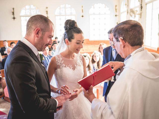 La boda de Marcos y Raquel en Santiago De La Ribera, Murcia 39