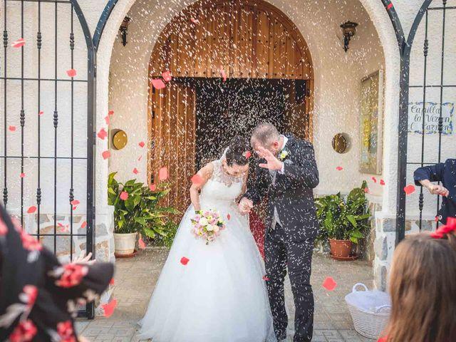 La boda de Marcos y Raquel en Santiago De La Ribera, Murcia 41