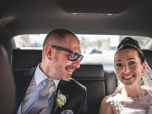 La boda de Marcos y Raquel en Santiago De La Ribera, Murcia 42