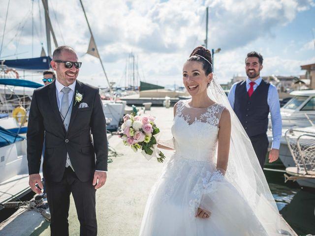La boda de Marcos y Raquel en Santiago De La Ribera, Murcia 43