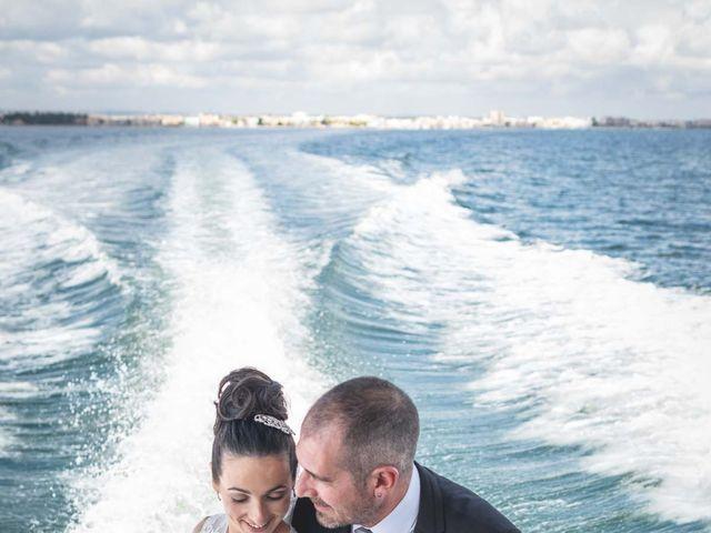 La boda de Marcos y Raquel en Santiago De La Ribera, Murcia 45