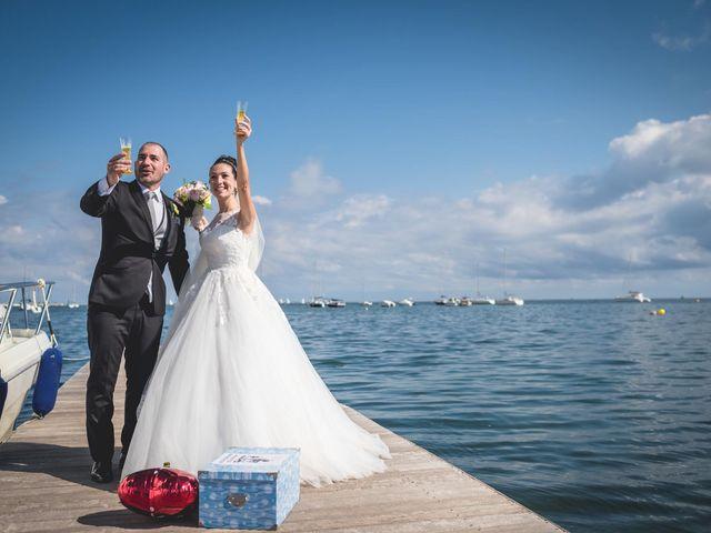 La boda de Marcos y Raquel en Santiago De La Ribera, Murcia 51