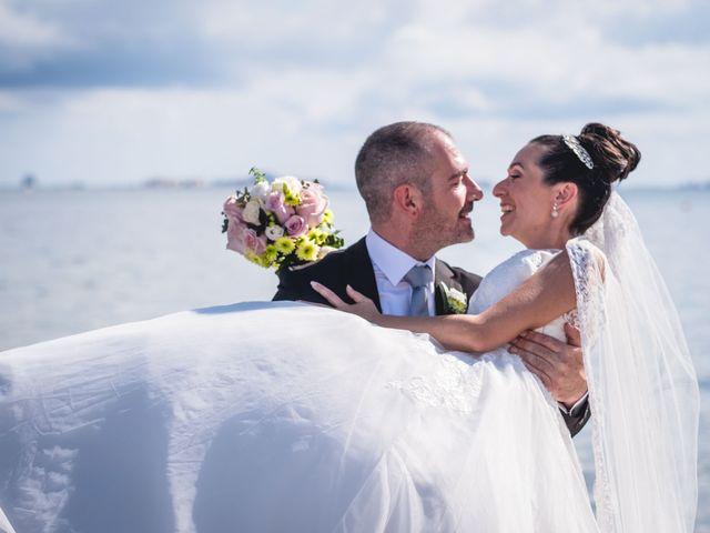 La boda de Marcos y Raquel en Santiago De La Ribera, Murcia 57