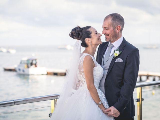 La boda de Marcos y Raquel en Santiago De La Ribera, Murcia 59