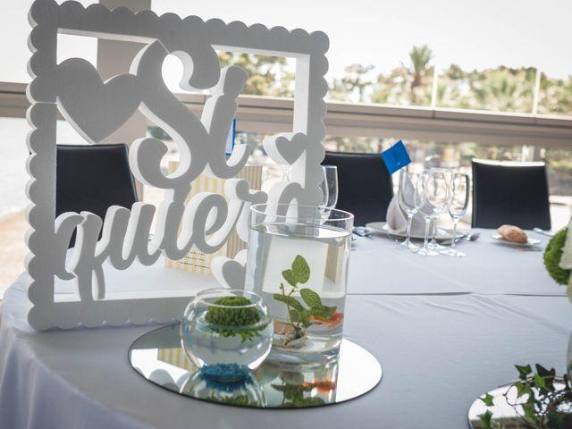 La boda de Marcos y Raquel en Santiago De La Ribera, Murcia 62