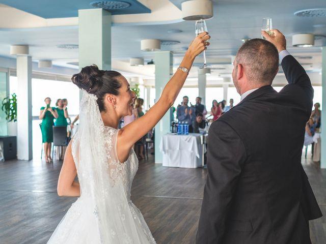 La boda de Marcos y Raquel en Santiago De La Ribera, Murcia 66