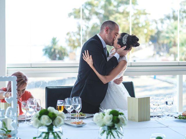 La boda de Marcos y Raquel en Santiago De La Ribera, Murcia 67