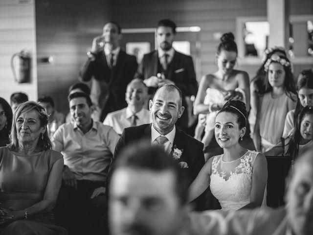 La boda de Marcos y Raquel en Santiago De La Ribera, Murcia 71