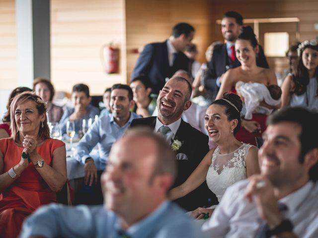La boda de Marcos y Raquel en Santiago De La Ribera, Murcia 72