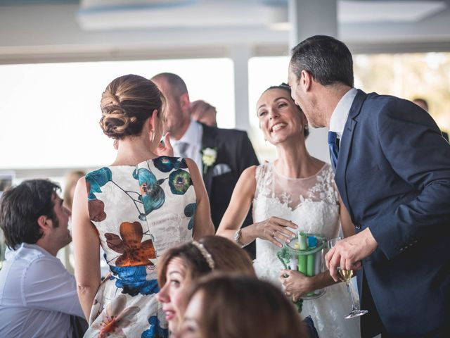 La boda de Marcos y Raquel en Santiago De La Ribera, Murcia 73