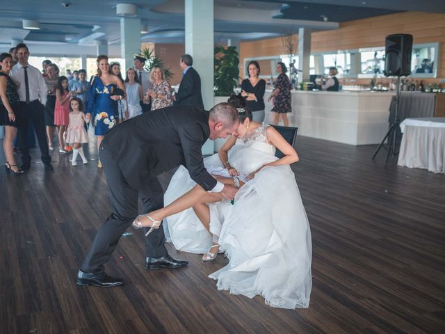 La boda de Marcos y Raquel en Santiago De La Ribera, Murcia 77