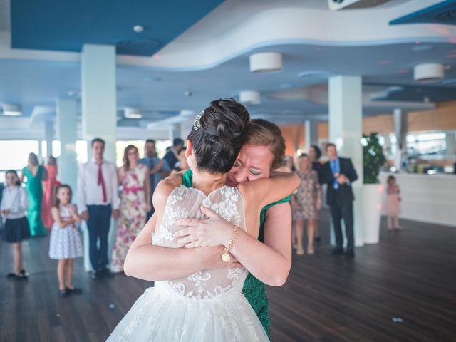 La boda de Marcos y Raquel en Santiago De La Ribera, Murcia 78