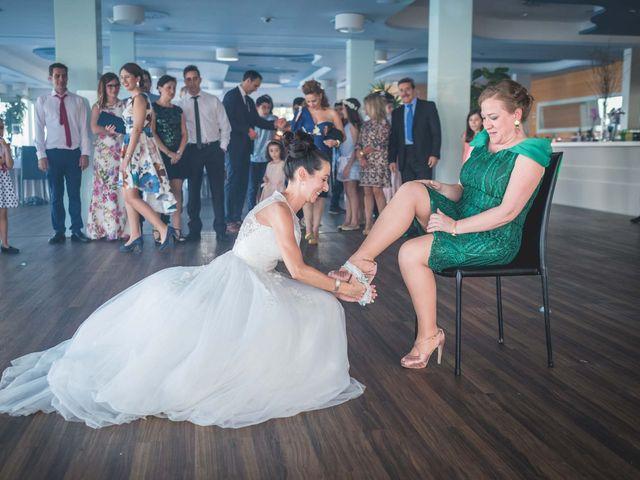 La boda de Marcos y Raquel en Santiago De La Ribera, Murcia 79
