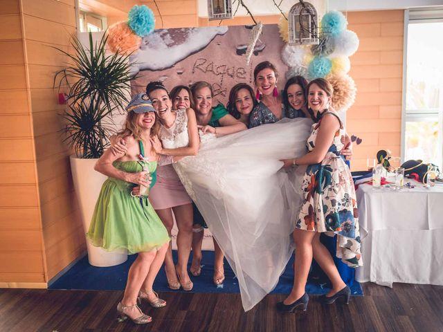 La boda de Marcos y Raquel en Santiago De La Ribera, Murcia 83